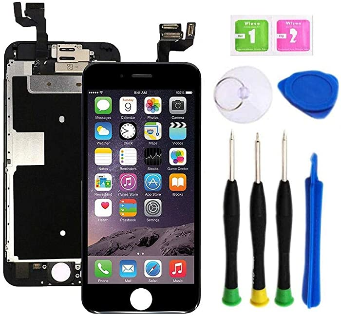 The Best Iphone 6 Replacement Screen Black Home Ifixit
