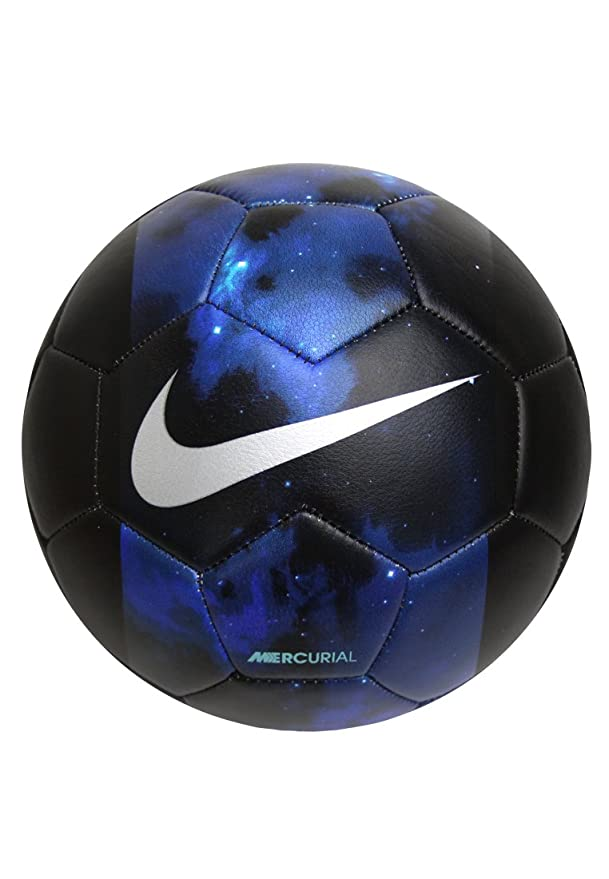 Nike Ball CR7 Prestige, Negro/Azul, 5, sc2320 - 440: Amazon.es ...