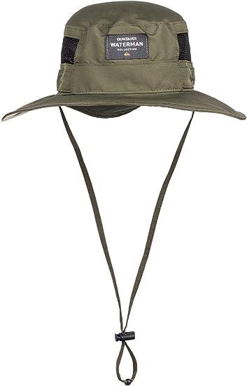Quiksilver Bushmaster-Gorro de Pescador para Hombre Hat