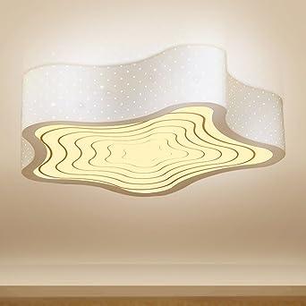 warme Schlafzimmer Deckenleuchte/Kreative Star Schlafzimmer Licht ...