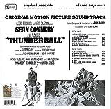 Thunderball (James Bond Soundtrack) [LP]