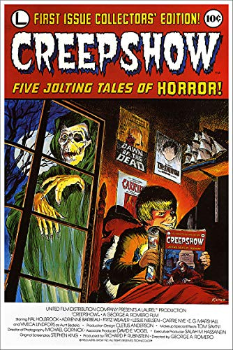 (American Gift Services - Creepshow Vintage Horror Movie Poster - 11x17 )