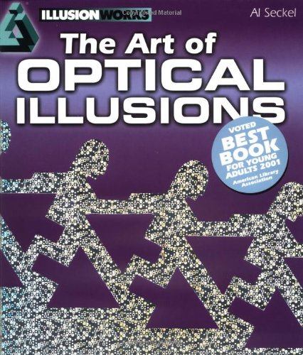 70686966134 Art Of Optical Illusions  Al Seckel  9781842220542  Amazon.com  Books