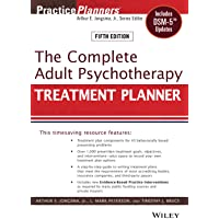 The Complete Adult Psychotherapy Treatment Planner: Includes DSM–5 Updates: 296