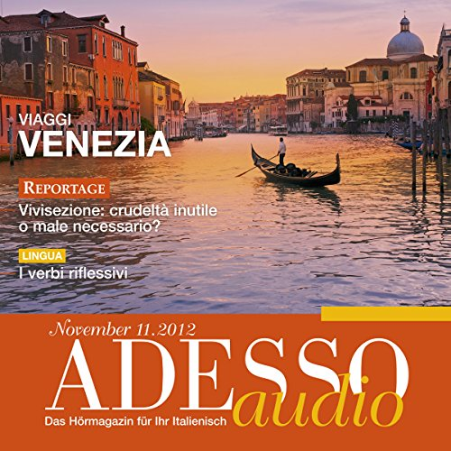 ADESSO Audio - I verbi riflessivi. 11/2012: Italienisch lernen Audio - Reflexivverben