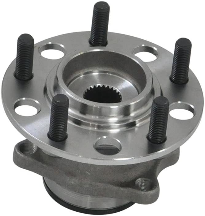 Rear LH /& RH Wheel Hub /& Bearing Assembly for Jeep Compass Patriot Caliber DRIVESTAR 05105770ADx2 512333x2 Pair