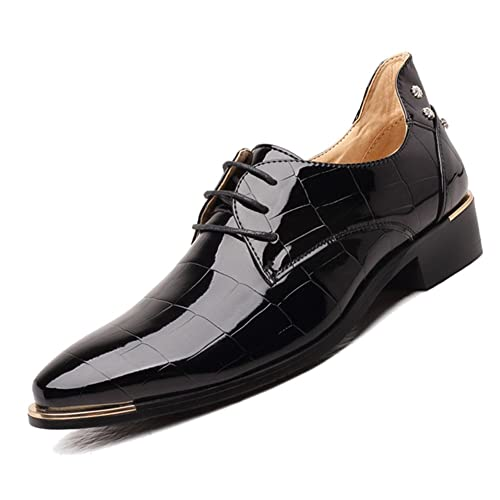 a7060afdffe74 Fashion brand best show Men Shoes Classic Modern Oxford Leather Casual for  Men Shoes