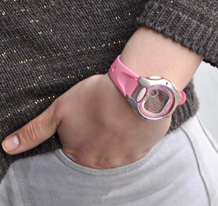 5672c00f609f Casio Reloj Digital para Mujer de Cuarzo con Correa en Resina LW-200 ...