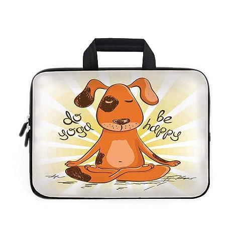 Amazon.com: Cartoon Laptop Carrying Bag Sleeve,Neoprene ...