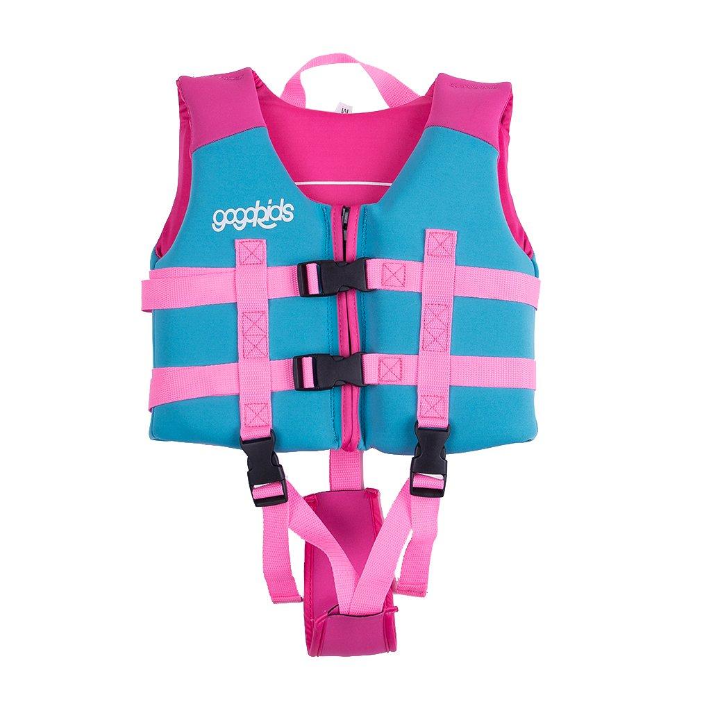 子供フロートベスト子供用水泳トレーニングジャケットLearn to Swim For Girls 5-7 years  B074SGGSM9