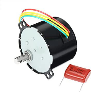 Uxcell Synchronous Reduction Gear Motor