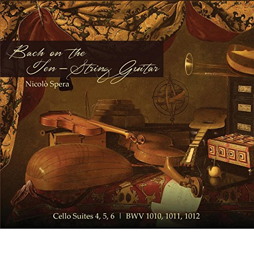 String Guitar Ten (Bach on the Ten-String Guitar)