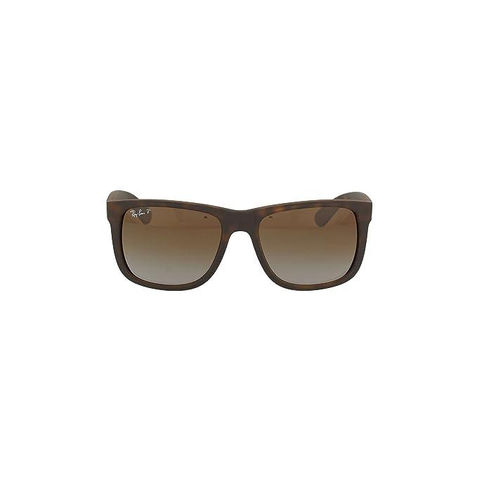 217cd7f7ebc39 Ray-Ban 4165 SOLE Sunglasses Men 865 t6  Amazon.co.uk  Clothing