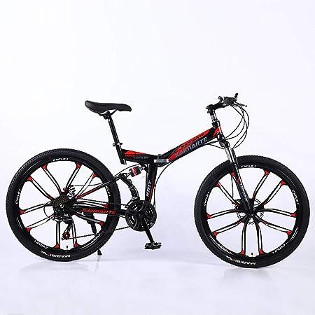 HHRen Diámetro de la Rueda de Bicicleta de montaña Velocidad 21 de ...