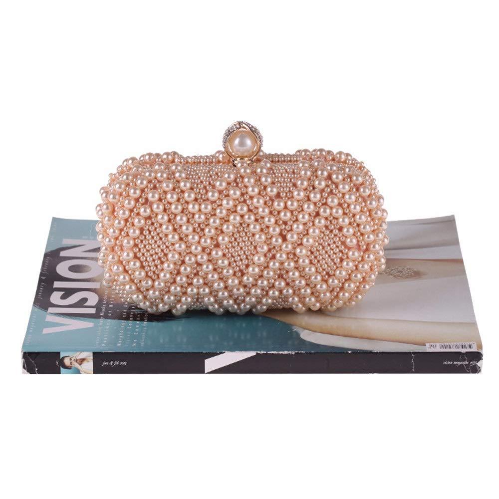Dinner Bag Womens Clutch Bag Hard Shell Embroidered Small Square Bag Polyester Handbag