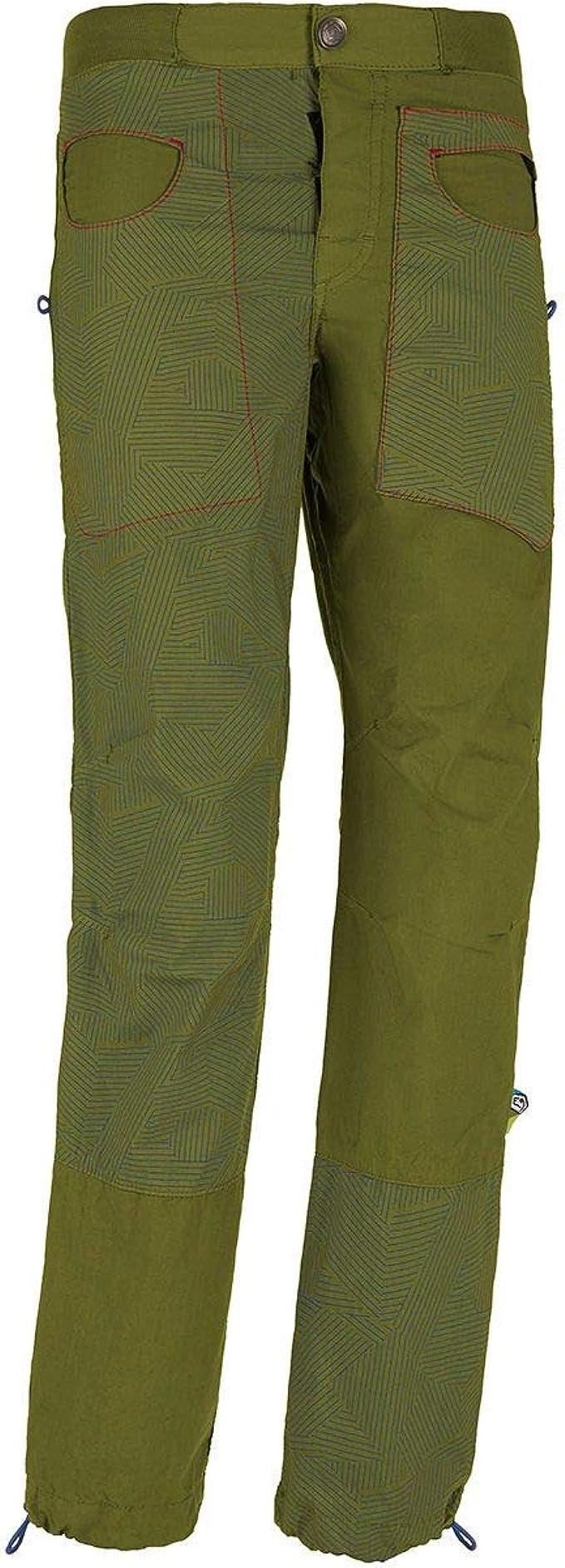 E9 Pantalones N B Blat2 para niño, pistacho, 6 años: Amazon ...