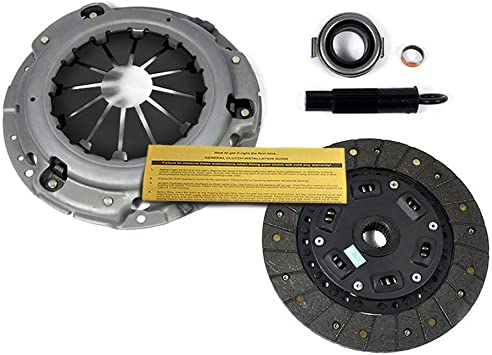 EFT STAGE 3 CLUTCH KIT for 02-06 RSX BASE L 02-05 CIVIC Si HATCH 2.0L K20 5SPD