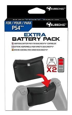 Subsonic - Batería Adicional (PS4)