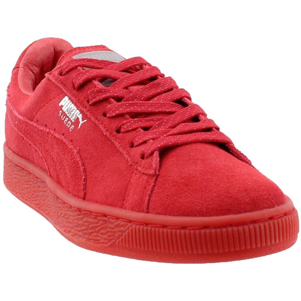 Risk Classic M Us Fashion Iced Suede Mono Ref Puma Red Wn's S10 Women's SneakerHigh kXuOPZi