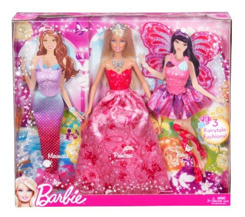 Barbie Fairytale Royal Dress Up Doll Buy Online In Uae