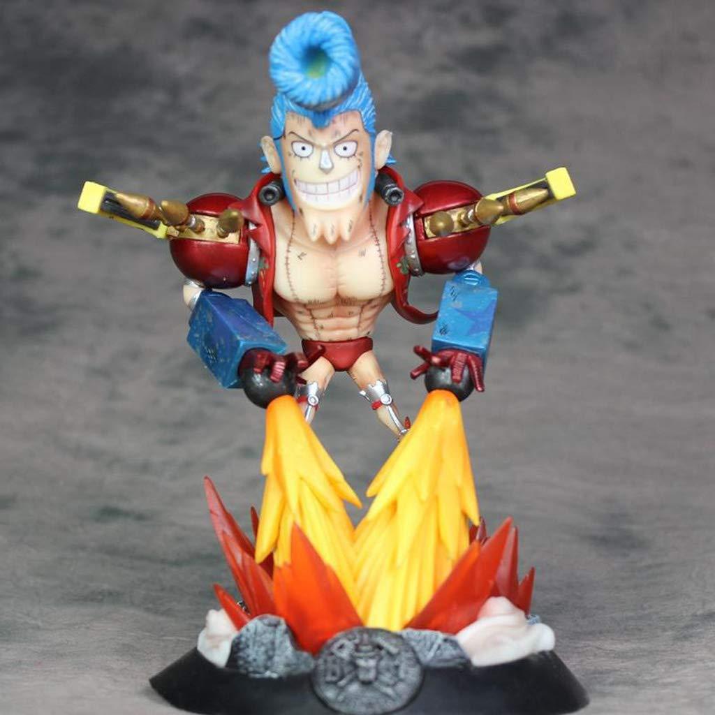 ¡No dudes! ¡Compra ahora! Yuanyuanliu Piratas Rey náutico Franci Modelo de de de Juguete de Anime Anime Personaje de Juego de Dibujos Animados Modelo Estatua Recuerdo colección Manualidades  marcas en línea venta barata