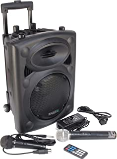 Ibiza Sound PORT8VHF-BT Sistema de sonido portátil
