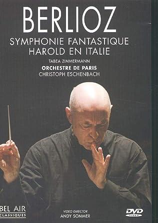 Berlioz - Symphonies Fantastique Harold in Italy [DVD] [Import]