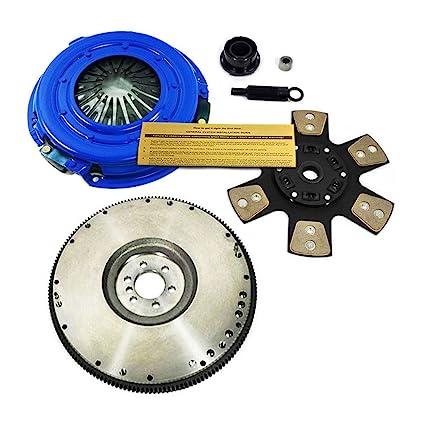 c8247014350fd7 Amazon.com: EFT STAGE 3 CLUTCH KIT & OEM FLYWHEEL 98-02 GM CHEVY PONTIAC F- BODY 5.7L LS1: Automotive