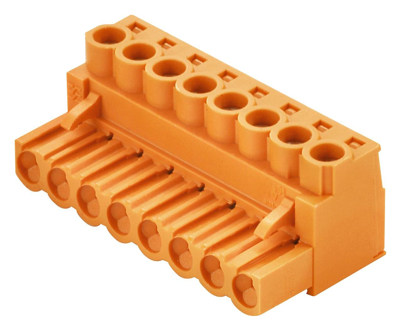 12 AWG Screw 11 Positions 5.08 mm 26 AWG WEIDMULLER Pluggable Terminal Block 4 mm? 1943670000