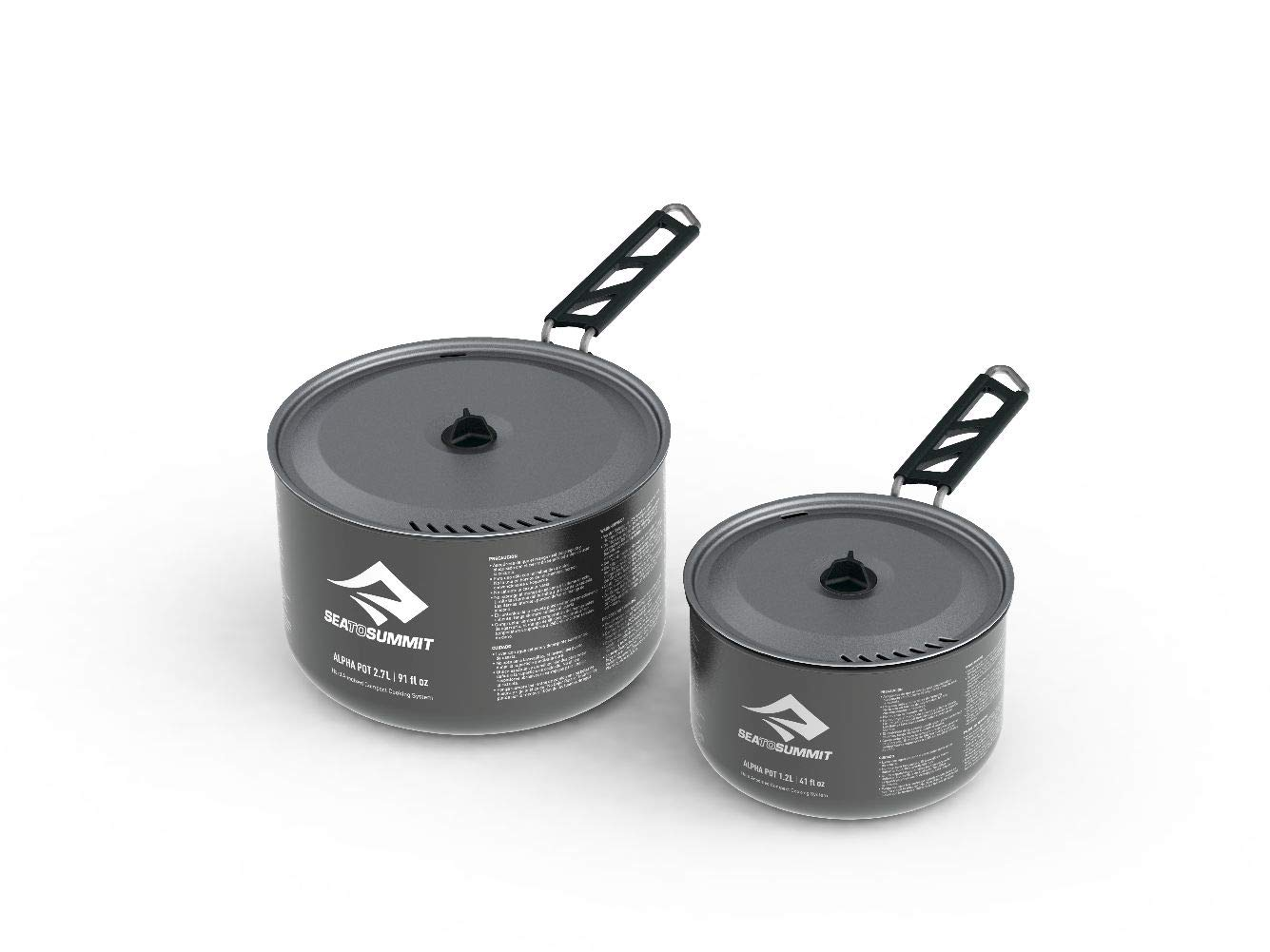Sea to Summit Alpha Pot Set 2.0 - Campingtopf Set