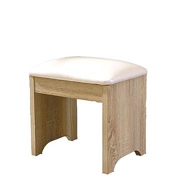 AJZXHE Nordic Holz Dressing Hocker Schlafzimmer Einfache Moderne ...