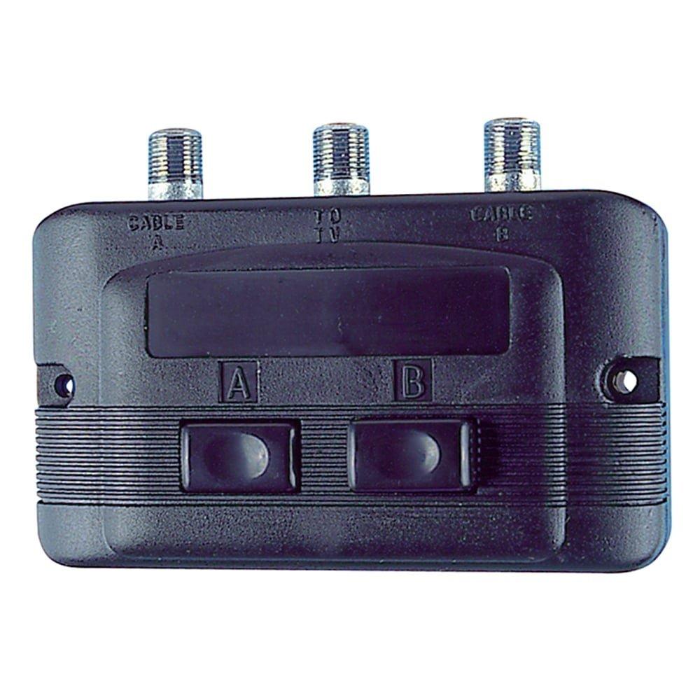 Philex H8 Color Negro Interruptor satelital LNB A//B