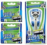Best Razors - Dorco Pace 6 Plus- Six Blade Razor System Review