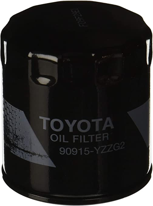 Amazon.com: Toyota Genuine Parts 90915-YZZD1 Filtro de ...