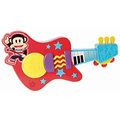 Fisher-Price Julius Jr. Box Top Guitar: Toys & Games