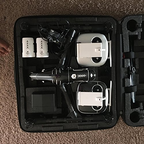 DJI-Inspire-1-V20-Quadcopter-With-Extra-Battery-and-Two-Remotes