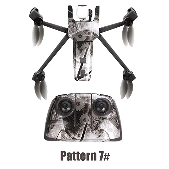drone parrot oiseau
