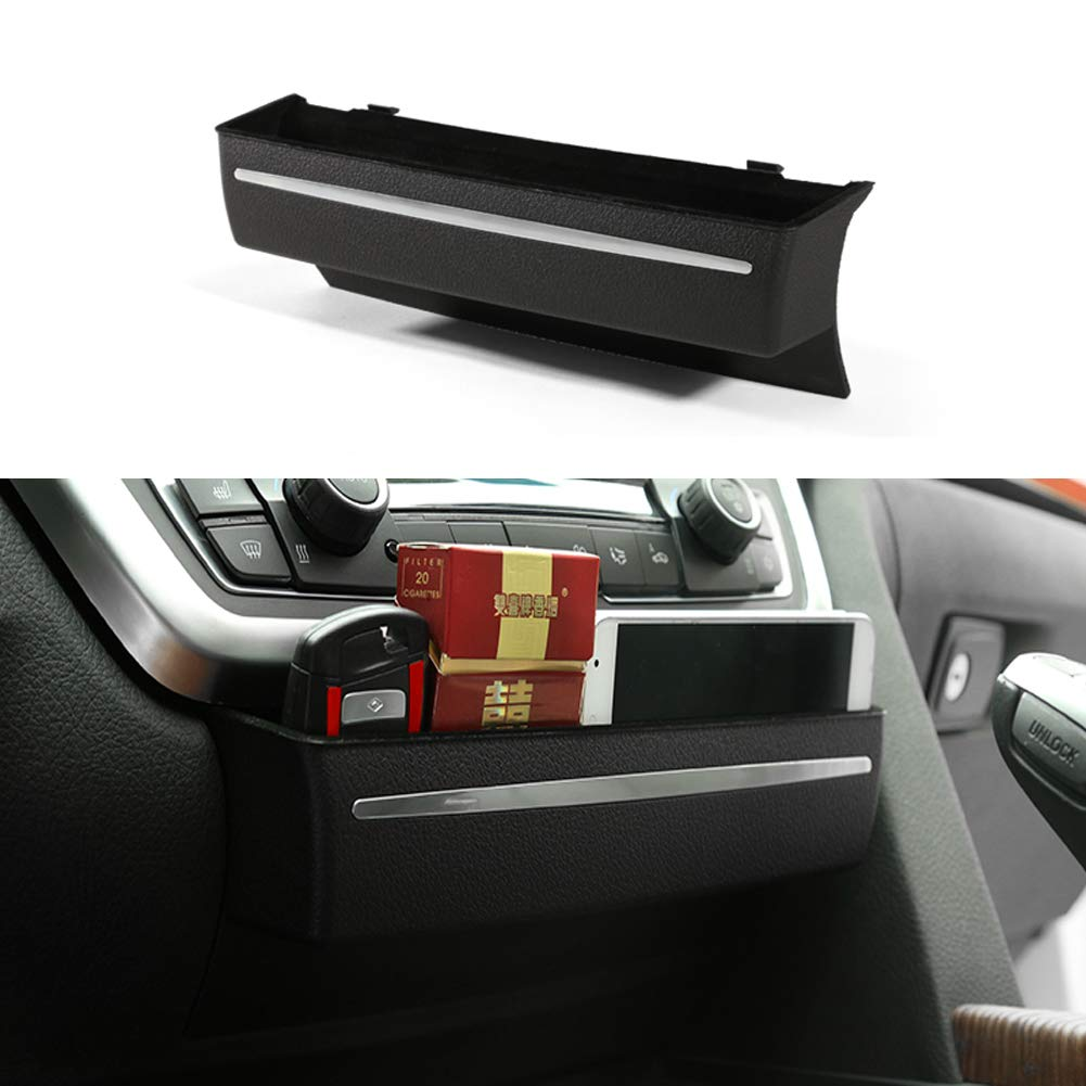 Angelguoguo Car Organizer Box for BMW 3 4 Series 3GT F30 F32 F35 F34 ABS Center Console Storage Automobile Replace Front Dashboard Auto Accessories