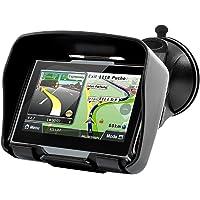 Excelvan W-40 Navegador GPS Bluetooth para Motos Coches