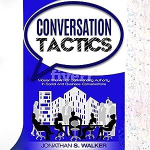 Conversation Tactics Audiobook