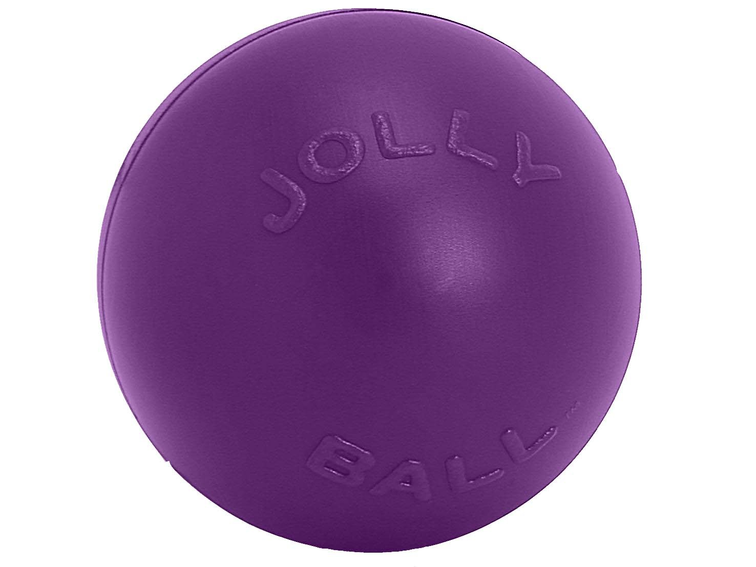 Jolly Pets 3-Inch Push-n-Play, Purple