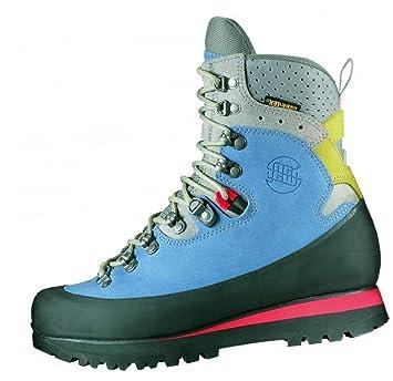 Hanwag Super Fly GTX, Gore-Tex® Gleitschirm-, Trekking- und Bergschuhe, Unisex, Farbe alpin, Größe EU 39 (UK 5,5)
