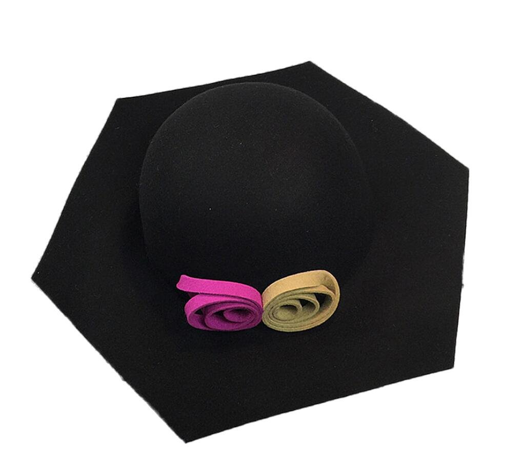 Shuo lan Cappelli dei Pescatori arrotolati di colore Autunnali e Invernali