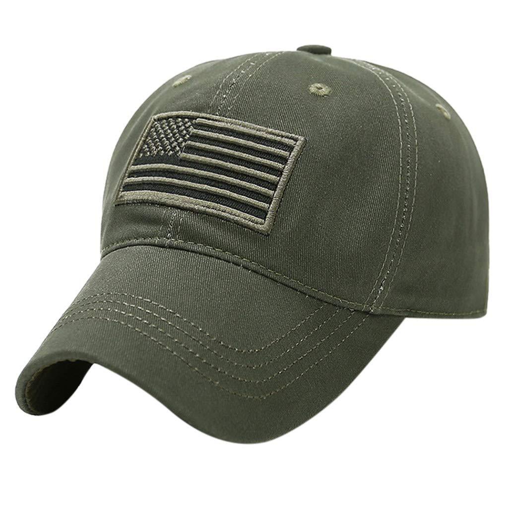 Hat for Men Women Vintage Cotton Washed Patchwork Baseball Cap