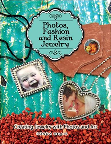 Book Photos, Fashion and Resin Jewelry