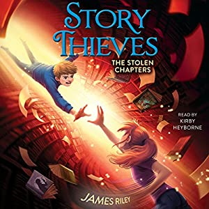 The Stolen Chapters Audiobook