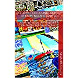 The adult colouring book of  New England (Part 2): a relaxing adult colouring book journey through New England (Relaxartation 21)