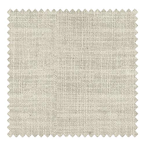 (ChadMade Sand Beige #3 Samples Swatches (1 Fabric), Liz Collection (Quantity of Your Purchase reaches 5, The Price Will be Automatically Reduced to $29.99.))