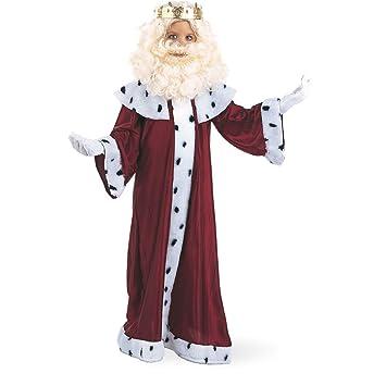 Limit Sport - Disfraz de Rey Gaspar con corona para niños (MI077 ...