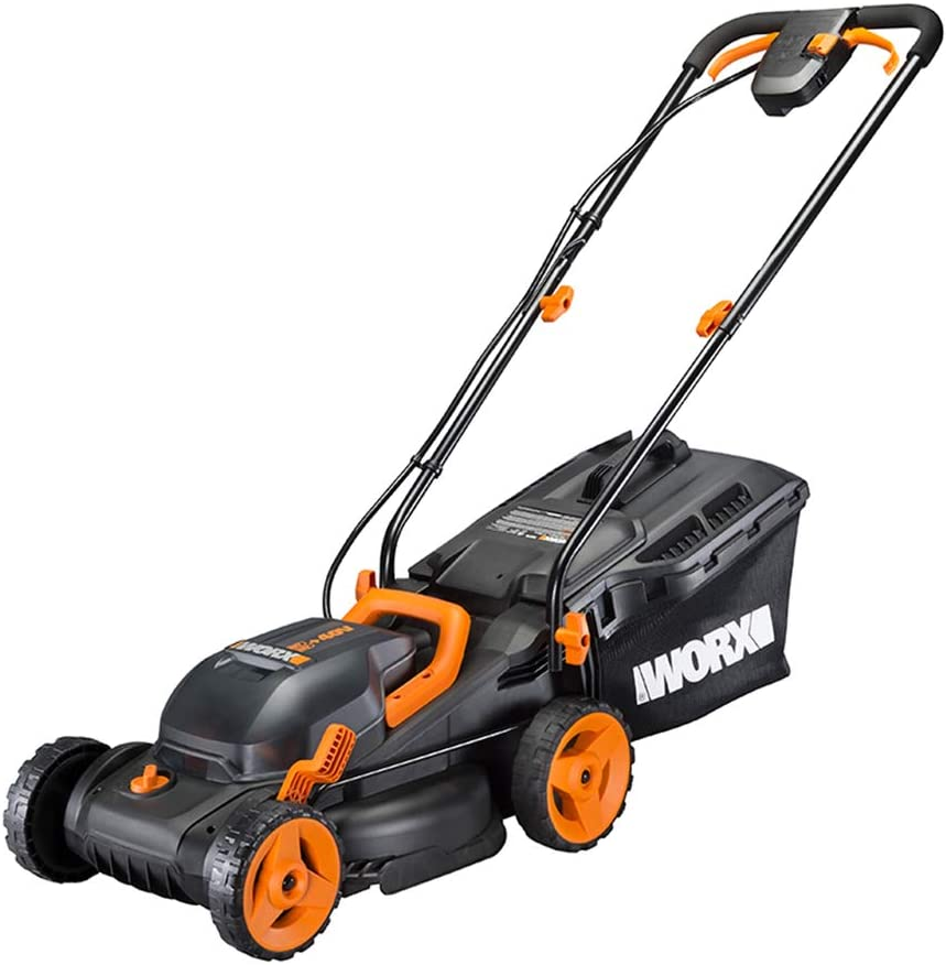 WORX WG960 Lawn Mower Best Electric Lawn Mower